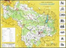 Park Krajobrazowy Dolina Słupi : mapa turystyczna
