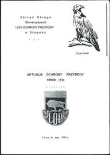 Aktualia Ochrony Przyrody, 1999, nr 12