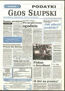 Głos Słupski, 1991, grudzień, nr 35