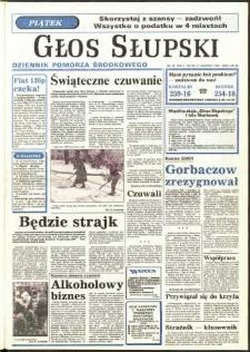 Głos Słupski, 1991, grudzień, nr 39