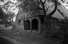 Chata zrębowa, podcieniowa - Lipuska Huta [2]
