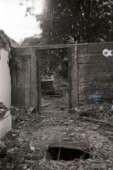 Chata zrębowa, podcieniowa - Lipuska Huta [5]