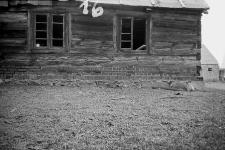 Chata zrębowa - Lipuska Huta [5]