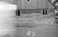 Chata zrębowa - Lipuska Huta [7]