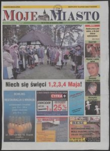 Moje Miasto : bezpłatny słupski dwutygodnik, 2008, nr 8