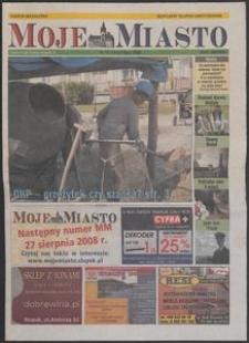 Moje Miasto : bezpłatny słupski dwutygodnik, 2008, nr 13