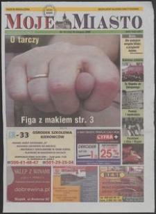 Moje Miasto : bezpłatny słupski dwutygodnik, 2008, nr 14