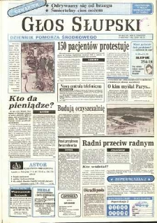 Głos Słupski, 1992, kwiecień, nr 85
