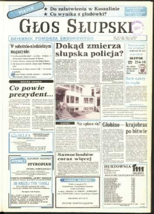 Głos Słupski, 1992, maj, nr 107