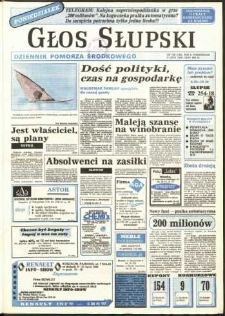 Głos Słupski, 1992, lipiec, nr 156