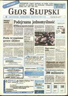 Głos Słupski, 1992, lipiec, nr 157