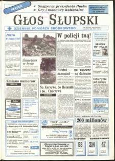 Głos Słupski, 1992, lipiec, nr 160