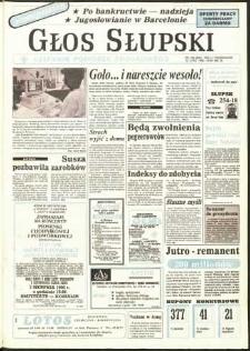 Głos Słupski, 1992, lipiec, nr 162