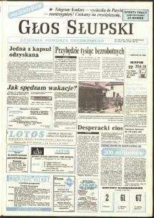 Głos Słupski, 1992, lipiec, nr 168