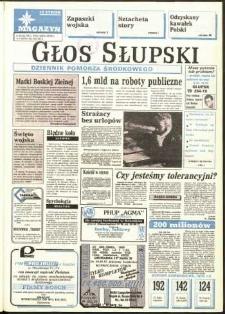 Głos Słupski, 1992, sierpień, nr 190