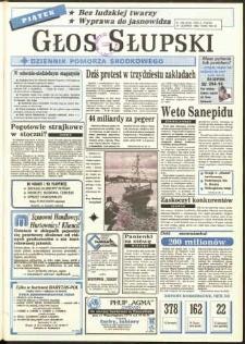 Głos Słupski, 1992, sierpień, nr 195