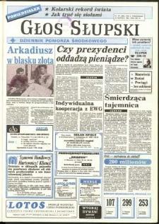 Głos Słupski, 1992, sierpień, nr 197