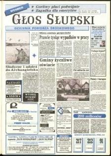 Głos Słupski, 1992, sierpień, nr 198