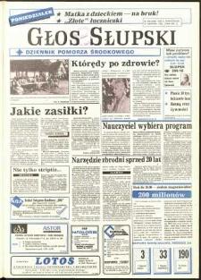 Głos Słupski, 1992, sierpień, nr 203