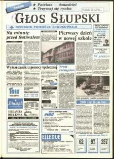 Głos Słupski, 1992, wrzesień, nr 205