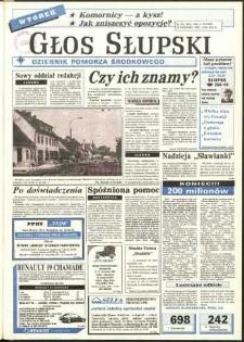 Głos Słupski, 1992, wrzesień, nr 222