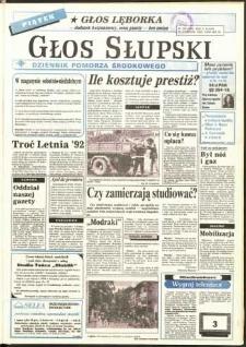 Głos Słupski, 1992, wrzesień, nr 225