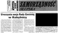 Uroczysta sesja Rady Gminy w Kobylnicy