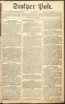 Stolper Post Nr. 13/1911
