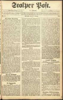 Stolper Post Nr. 15/1911