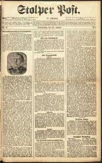 Stolper Post Nr. 16/1911