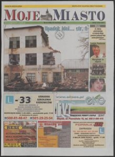 Moje Miasto : bezpłatny słupski dwutygodnik, 2009, nr 8