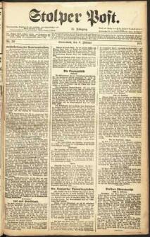 Stolper Post Nr. 30/1911