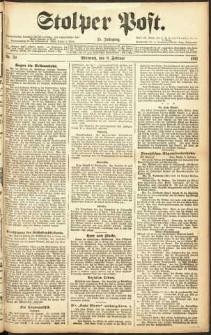 Stolper Post Nr. 33/1911