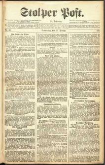 Stolper Post Nr. 46/1911