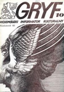 Gryf 1983, październik