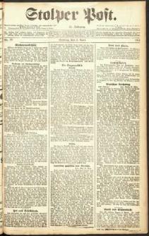 Stolper Post Nr. 79/1911