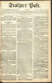 Stolper Post Nr. 82/1911