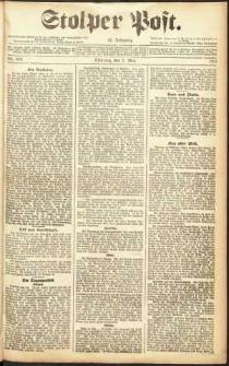 Stolper Post Nr. 102/1911