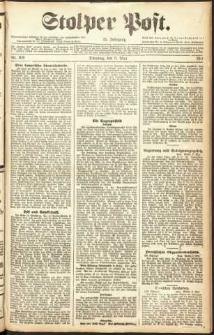 Stolper Post Nr. 108/1911