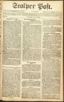 Stolper Post Nr. 118/1911