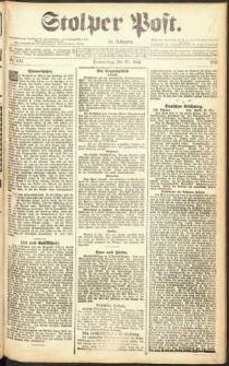 Stolper Post Nr. 122/1911