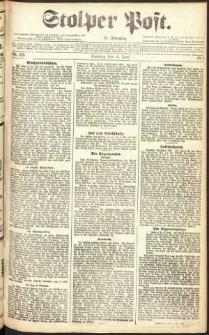 Stolper Post Nr. 135/1911