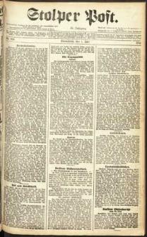 Stolper Post Nr. 152/1911