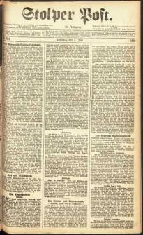 Stolper Post Nr. 154/1911