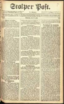 Stolper Post Nr. 167/1911