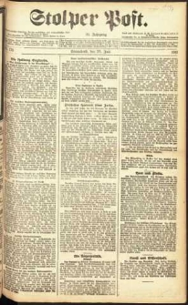 Stolper Post Nr. 176/1911