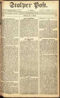 Stolper Post Nr. 179/1911