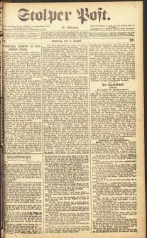 Stolper Post Nr. 183/1911