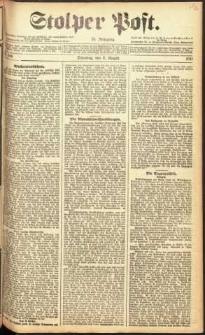 Stolper Post Nr. 184/1911
