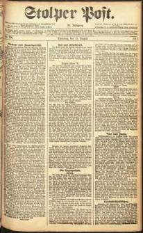 Stolper Post Nr. 190/1911